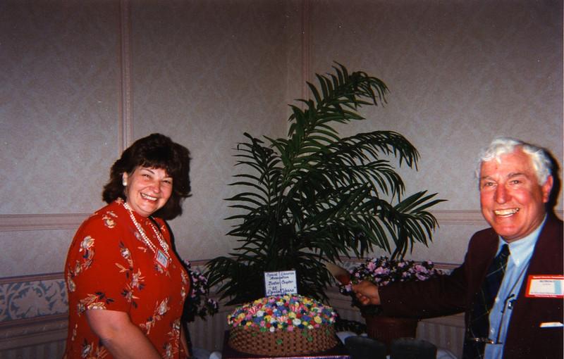 Elizabeth Winiarz and Rob Loud