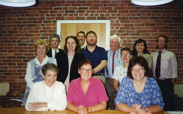 Executive Board Meeting-1996