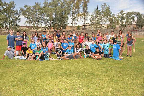 5-9-14 Annual Field Day at Nautilus Elem. School