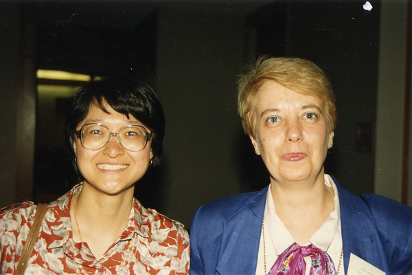 Annual Meeting, Simmons College 1987