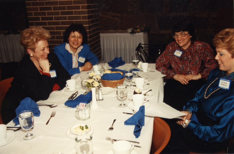 Hope Coffman, Amy Wang, Ruth Seidman, Jill Hayes