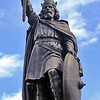 Alfred the Great of England (849-899 AD), my 35th great grandfather (maternal).