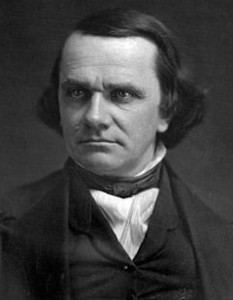 Stephen Arnold Douglas (1813-1861), my 7th cousin, 3x removed (paternal).