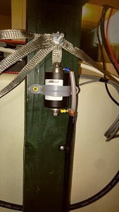 Ground capacitor system