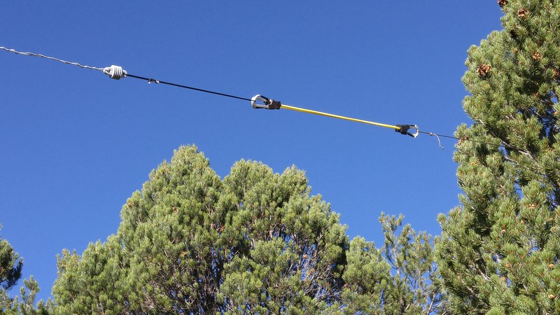 Dipole stretch buffer
