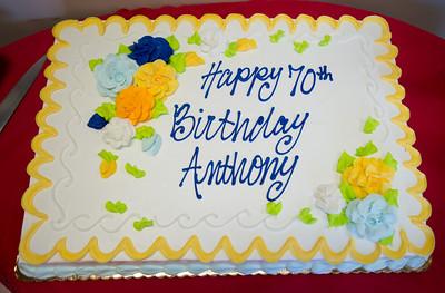 anthony 70th