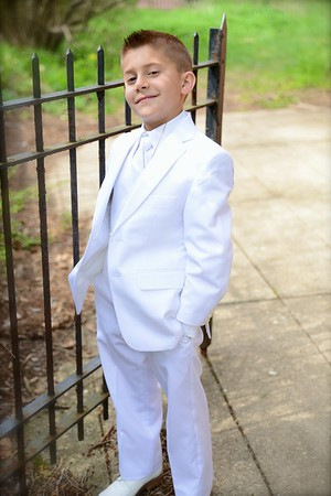 Anthony's Communion