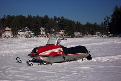 Antique Snowmobiles
