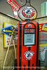 Antique Frontier Gas Pump