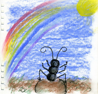 Ant's Colors - Book Pics
