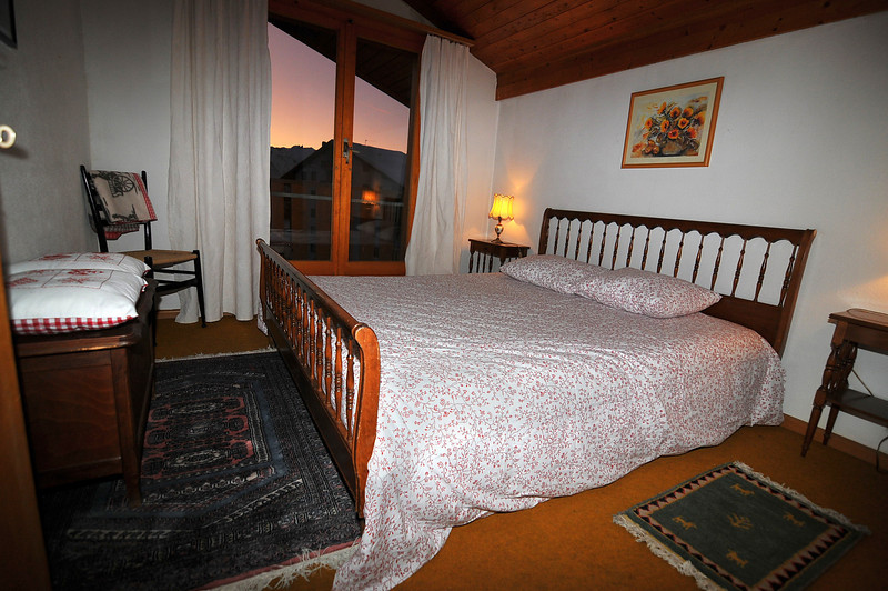 chambre double, double bedroom