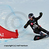Nendaz, January<br /> Giant Parallel World Championships<br /> Zan Kosir, Slovenia