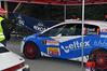 NENDAZ, October<br /> Winner of the International Valais Rally at the start in Nendaz