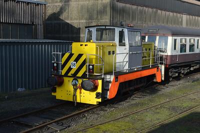 Hunslett Engine Co 0-6-0DH No58 (7409)   28/01/17