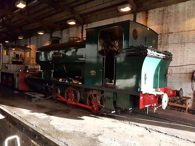 0-6-0ST 1919 'Cranford'   28/01/17