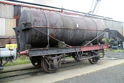 Sludge Tank No33 Appleby Frodingham Railway Society, Scunthorpe 24/11/12.