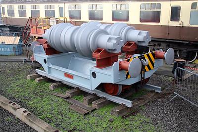 Wagon 'The Lumb' Appleby Frodingham Railway Society, Scunthorpe 24/11/12.