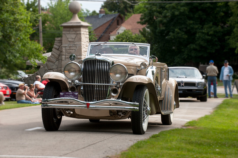 Beautiful 1934 Duesenberg