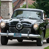 Studebaker Champion.  Design-wise, one of the more progressive automakers of the era