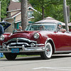 "1953 Packard ""Carribean"" Convertible with hood air scoop and wire wheels"