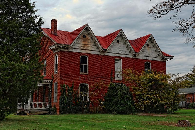 Old Home, Pamplin, VA