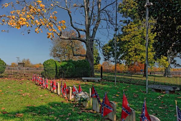 Appomattox Court House and Pamplin City, VA