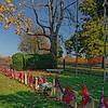 Confederate Cemetery - 18 soldiers who died in battle April 8-9, 1865, last soldiers to die under Lee's Command