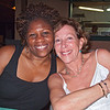 Suzi and Debbie just met each other on this trip- and now they are great friends!
