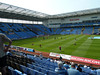 Ricoh Arena before Coventry v Scunthorpe