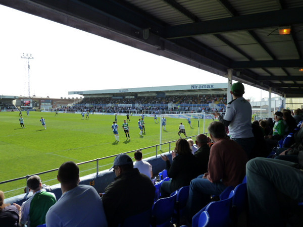 Hartlepool v Yeovil