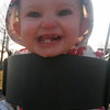 Aubree Daffo Kirkwood enjoying the beautiful day with her mom, Shelby Kirkwood, brother, Bennett and uncle Patrick.  <br /> <br /> Photographer's Name: Patricia Passwater<br /> Photographer's City and State: Anderson, Ind.