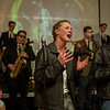 My son Dawson Ayers singing at an LCS Motown Cafe performance.<br /> <br /> Photographer's Name: Terry Lynn Ayers<br /> Photographer's City and State: Anderson, Ind.