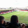 Crewe 1 Cambridge 2 on Saturday 1st April