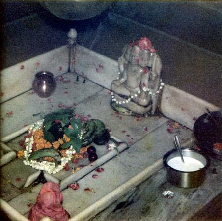 offerings lingam SHANKAR