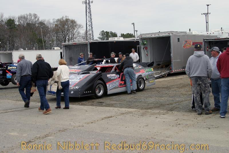 April 9, 2011Redbud's Pit Shots Delaware International Speedway Season Opener