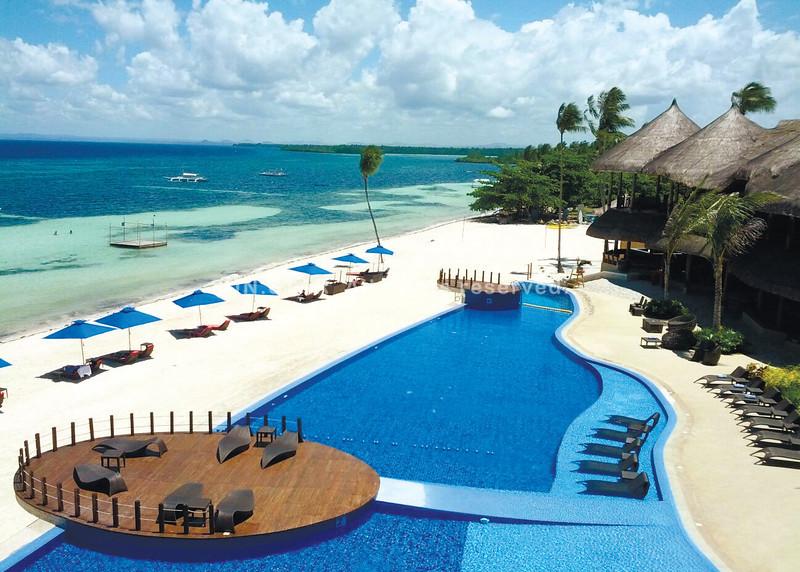 The Bellevue Resort in Bohol