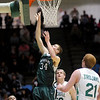 Pendleton Heights faced New Castle in the sectional final at New Castle on Saturday.