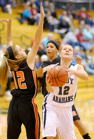 Pendleton Heights hosted Hamilton Heights on Wednesday.