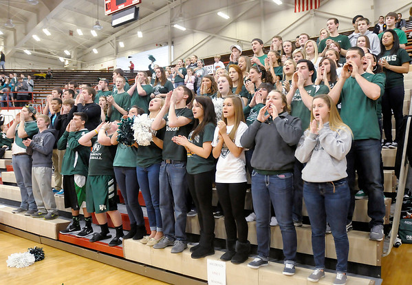 Pendleton Heights faced Cathedral in regional basketball action at Southport High School on Saturday.
