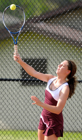 Don Knight | The Herald Bulletin<br /> Alexandria hosted Pendleton Heights during the first round of the sectional on Wednesday.
