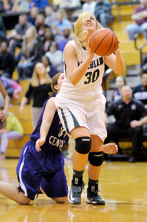 Pendleton Heights hosted Muncie Central on Saturday.