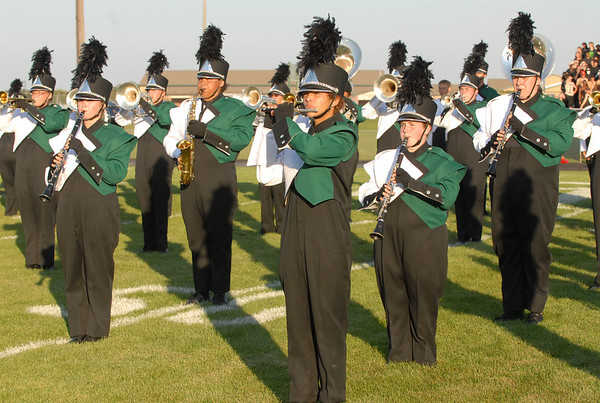 Pendleton Heights Marching Arabians.
