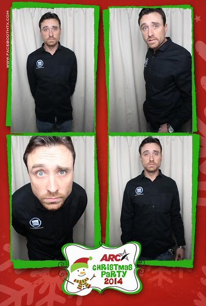 Arc Abatement Christmas Party 2014