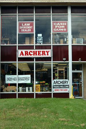 Archery Store Shots