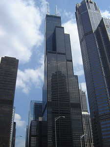 Chicago Visit, 2006  Sears Towers