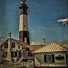 Tybee Lighthouse in GA near Savannah