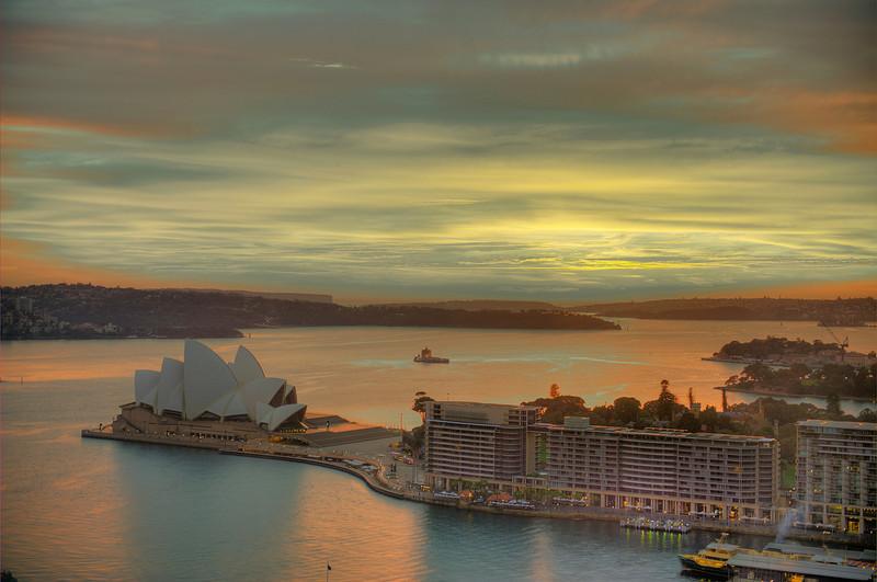 Dawn HDR, Sydney, Australia.