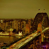 Harbour Bridge, Sydney, Australia.