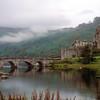 Eilean Donan Castle, Dornie, by Kyle of Lochalsh, Scotland.