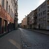 Vilnius, Lithuania street.